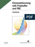 Chromatofocusing Handbook