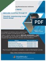 Poster MATLAB ITA