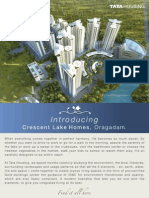 Crescent Lake Homes Brochure