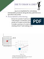 DDA line drawing algorithm.ppt