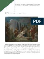 Domenico Corvi, Sacrificio di Polissena