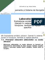 Laboratorul 7