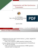 5_Effect_Pilot_Contamination_Non_Synchronous_Transmission