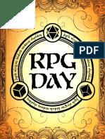 RPG DAY 4ºED