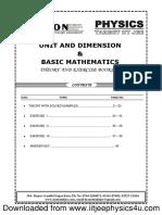 Unit-Dimensions & Basic Maths.pdf