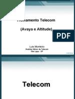 Treinamento Telecom - Outubro 2008