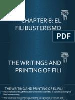 Chapter 8 el fili