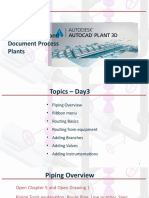 AutoCAD Plant 3D - III(3D) - .pptx