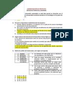 ADMINISTRACIÓN DE  PROYECTOS_PREGUNTAS