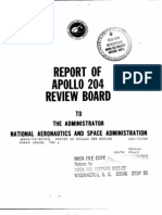 Report of Apollo 201 Review Board