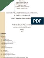 Maquinas Electricas Sincronas - SLIDE