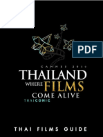 THAILAND - Where films come alive = Cannes 2016