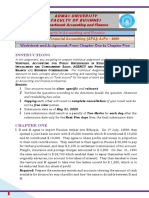 Worksheet and Assignment  - AFA.pdf