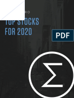 Top Stocks for 2020