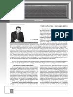 Cercetarea pedagogica
