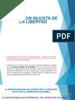 _PRIVACION INJUSTA DE LA LIBERTAD DIAPOSITIVA  IBAAÑEZZ  1.pptx
