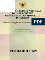 Simposium Biodiesel Indonesia