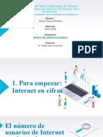1. Para Empezar Internet en Cifras