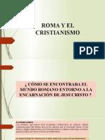 005 ROMA Y EL CRISTIANISMO