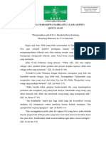 AD-ART Hasil Kesepakatan MUNAS VI KMNU 2020-Fix