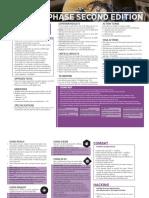 Eclipse Phase 2 - Rules Primer Playtest