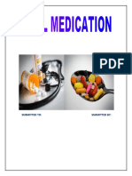 7.3 oral medication