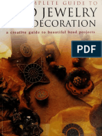 The Complete Guide to Bead Jewelry and Decoration