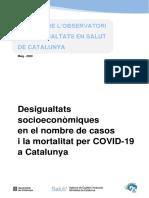 Desigualtats Socioeconomiques Covid19 Aquas2020