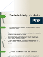 DIAPOSITIVAS Parábola del trigo y la cizaña