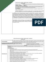 7. Plan de aula  3º ciencias Naturales periodo 1 2020