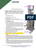 C26L Pastosos 100-1000 ml