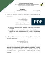 PREVIO 3 CONTROL II 2019-2 VAL