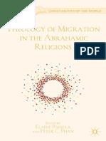 Teologia da migração nas religiões abraâmicas