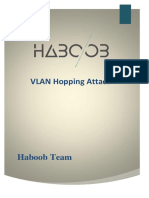 VLAN Hopping Attack