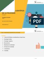 NATURALEZA CIENTIFICA DE LA FELICIDAD