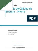 Analisis de Calidad de Energia