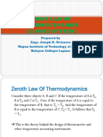 First Law of Thermodynamics_Closed System