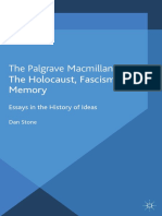 O Holocausto, o fascismo e a memória