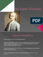 Jean Jaques Rousseau en la educación