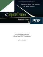 Service Manual -Acer Extensa 610sg
