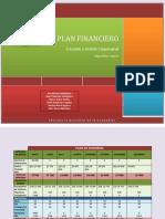 PLAN FINANCIERO MYCEL