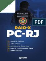 Raio-X - Concurso PC-RJ