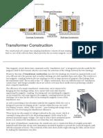 Transformer Construction and Transformer Core Design.pdf