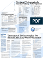 Treament Tech Poster DWFSOM37