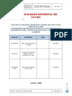 PLAN DE VIGILANCIA, PREVENCION Y CONTROL DE COVID - 19 EN EL TRABAJO - LUCMA.pdf
