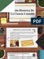 Visión Histórica De La Ciencia Contable