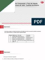 Sesión 4  - Interes Compuesto a Tasa de Interes Nominal  Ecuaciones de valor - Cuentas de Ahorro (2).pptx