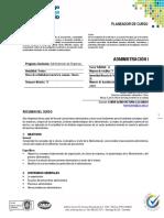 FORMATO PLANEADOR ADMINISTRACIÃ_N I_2019B