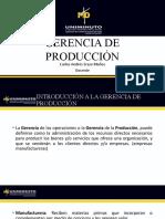 INTRODUCCIÓN GERENCIA DE PCC
