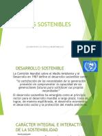 Procesos sostenibles